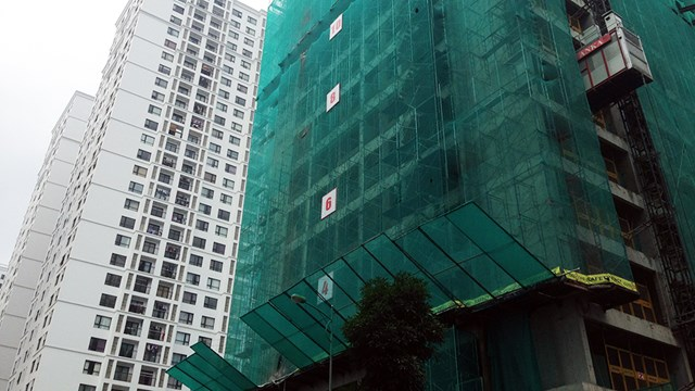 Căn hộ cao cấp tại Hà Nội có thể giảm giá vào cuối năm