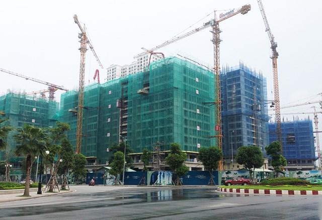Giá nhà Hà Nội quý III/2015 tăng 7%: Chưa lo bong bóng bất động sản