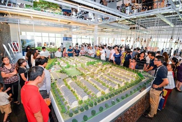 Giá biệt thự, nhà liền kề của Hà Nội đã bắt đầu giảm