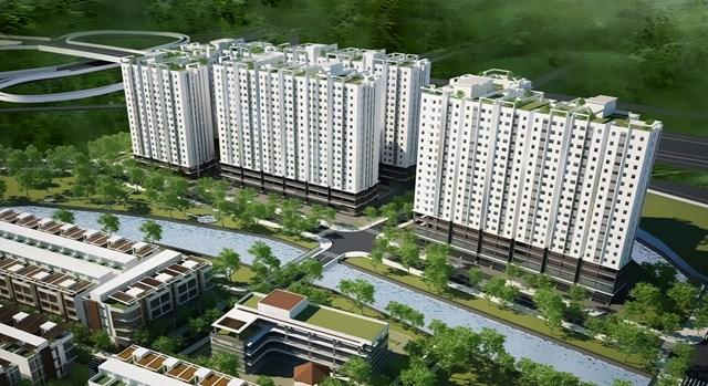 TPHCM: Hơn 5.200 căn hộ được bán trong quý 3/2015, tăng 59% so với cùng kỳ