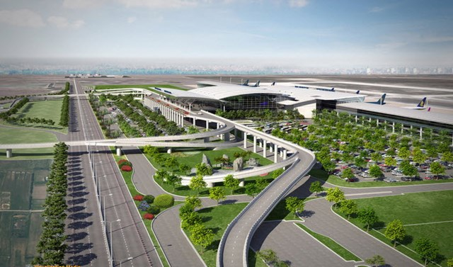 Không cho xây khu đô thị cạnh sân bay Long Thành