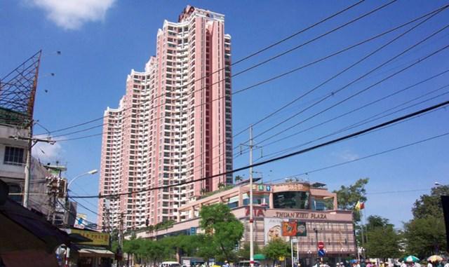 """Trung tâm thương mại Thuận Kiều Plaza sẽ được """"đánh sập"""" như thế nào?"""