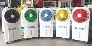 Giá máy làm mát các loại tại thị trường Đà Nẵng