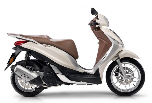 Piaggio Medley - đối thủ SH 125i giá 71,5 triệu tại Việt Nam