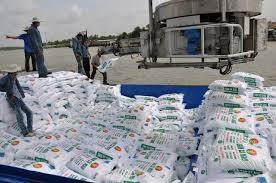 Xuất khẩu phân bón suy giảm cả lượng và trị giá