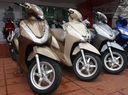 Tổng quan tình hình thị trường xe máy Việt Nam 4 tháng 2016
