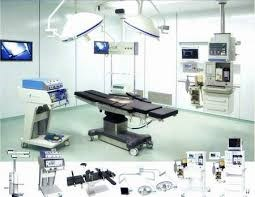 Khuyến khích doanh nghiệp trong nước xuất khẩu trang thiết bị y tế