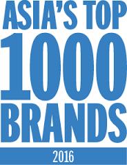 """10 thương hiệu Việt vào """"top 1.000"""" châu Á"""
