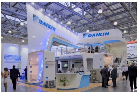 Máy điều hòa Daikin sắp được sản xuất tại Việt Nam