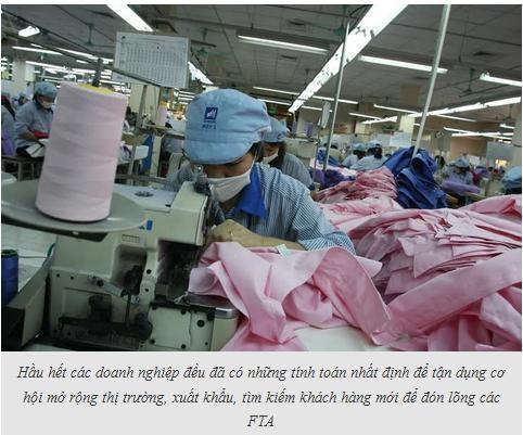 Xuất khẩu điện thoại, dệt may đem về nhiều ngoại tệ nhất cho Việt Nam