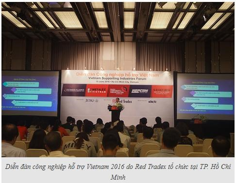 6-8/10/2016: Metalex Vietnam 2016 - Kết nối doanh nghiệp ASEAN+6