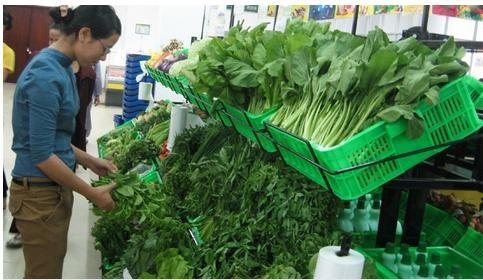 TP. Hồ Chí Minh: Mở rộng hệ thống cung cấp thực phẩm sạch