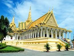 Sắt thép - nhóm hàng chủ lực xuất khẩu sang Campuchia chiếm 21,9% tỷ trọng