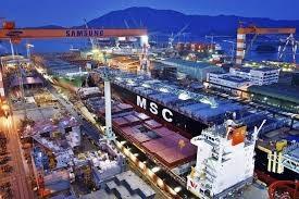 Kim ngạch xuất khẩu của Hàn Quốc năm 2017 tăng cao nhất kể từ 1956