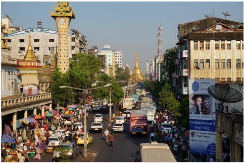 Myanmar - đối tác quan trọng của Việt Nam