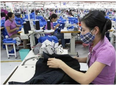 """""""Động lực"""" để ngành dệt may khởi sắc"""