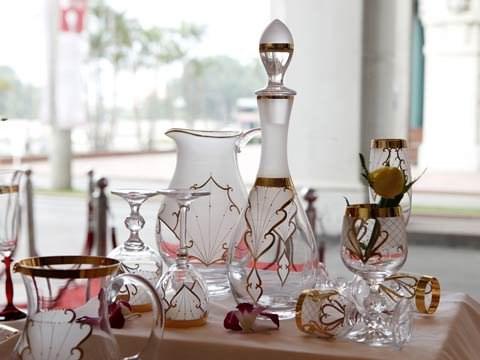 Thủy tinh và sản phẩm từ thủy tinh xuất sang thị trường Hàn Quốc tăng mạnh