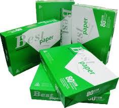 Sản phẩm giấy xuất xứ từ các nước châu Á chiếm tỷ trọng lớn