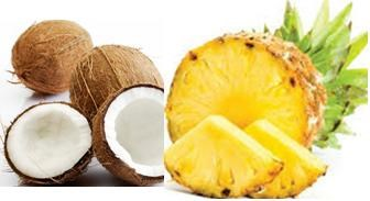 TT rau quả, trái cây tuần đến 14/7: giá dừa khô tăng gấp đôi