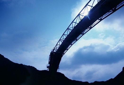 Chính thức vận hành băng tải than Khe Ngát - Điền Công