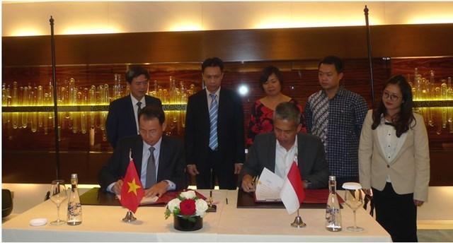 Việt Nam cấp than antracite dài hạn cho Indonesia