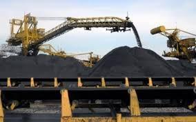 Xuất khẩu than đá giảm trở lại
