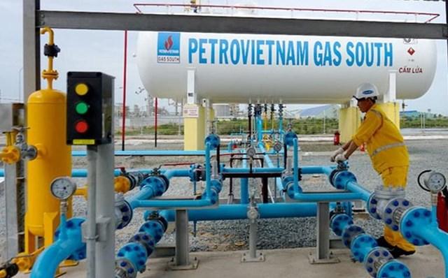 Thị trường khí gas tháng 7/2019: Giá giảm