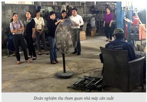 Bình Dương: Tích cực hỗ trợ ứng dụng công nghệ vào sản xuất