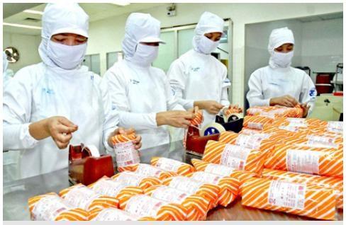 Việt Nam có thể làm giàu bằng nghề chế biến thực phẩm?