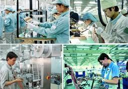 Lĩnh vực công nghiệp chế biến, chế tạo hấp dẫn nhà đầu tư ASEAN