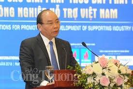 """""""Việt Nam phải trở thành công xưởng sản xuất của  thế giới"""""""