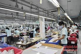 Nghệ An: Chỉ số sản xuất công nghiệp tăng 7,57%