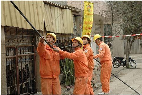 Hà Nội: Hiện đại hóa lưới điện nông thôn