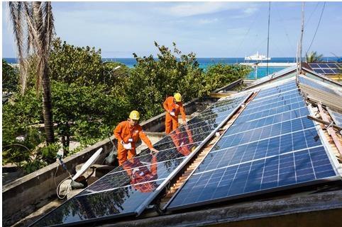 The Solar Future Vietnam: Kết nối các DN đầu tư phát triển năng lượng mặt trời