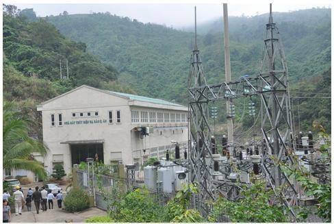 Hệ thống điện tăng thêm 495MW, 294km đường dây và 2.870 MVA
