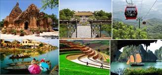 Tháng 8/2019, lượng khách quốc tế đến Việt Nam tiếp tục tăng cao
