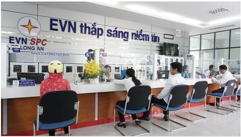 EVNSPC sẽ cung cấp 100% dịch vụ điện trực tuyến
