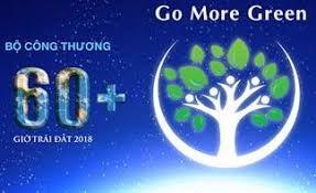 Chiến dịch Giờ Trái đất 2019: Tiết kiệm năng lượng, bảo vệ Trái Đất