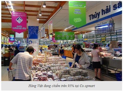 Tăng cường giải pháp thúc đẩy thị trường nội địa