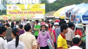 Hà Nội: Quảng bá hàng Việt ra ngoại thành