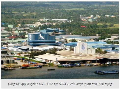 Khu công nghiệp vùng ĐBSCL: Chưa hấp dẫn nhà đầu tư