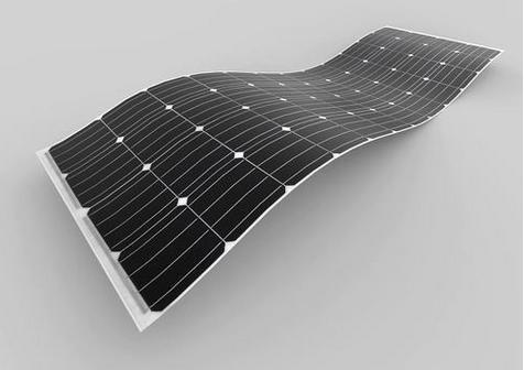 Pin năng lượng mặt trời mới có trọng lượng nhẹ bằng 80% pin truyền thống