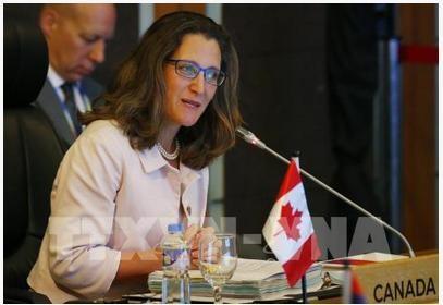 Canada và EU tái khẳng định quyết tâm đáp trả chính sách áp thuế của Mỹ