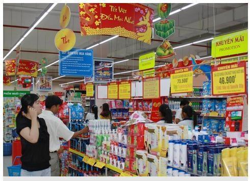 Ngành hàng tiêu dùng nhanh tăng trưởng chủ yếu dựa vào sản lượng