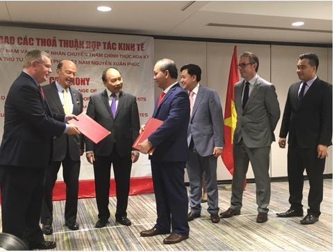GE ký thỏa thuận 5,5 tỷ USD hỗ trợ ngành năng lượng và hàng không Việt Nam