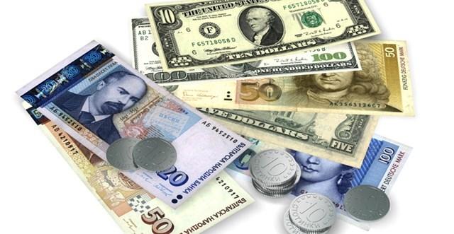 TT ngoại tệ ngày 9/10: Tỷ giá trung tâmgiảm, USD thế giới treo cao