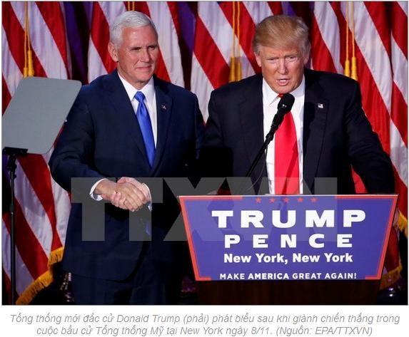 Lý do nào giúp ông Donald Trump bước chân vào Nhà Trắng
