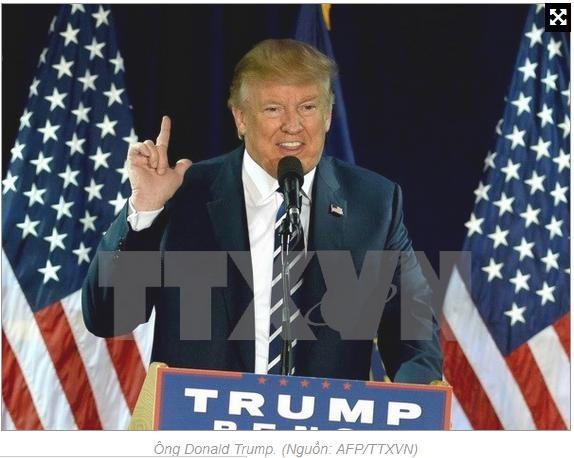 Tổng thống Mỹ quyết định áp thuế nhập khẩu mới đối với hàng hóa Trung Quốc
