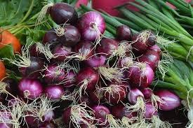 TT rau củ: Rau xanh nguồn cung thiếu hụt, hành tím được mùa được giá