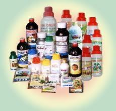 Thuốc trừ sâu và nguyên liệu được nhập nhiều từ thị trường Trung Quốc